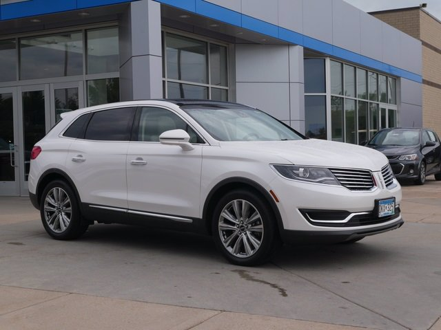 Pre-Owned 2017 Lincoln MKX
