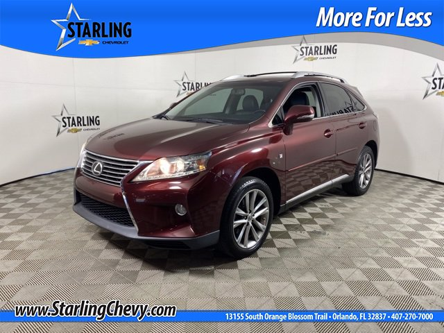 Pre-Owned 2015 Lexus RX 350 Wagon 4 Dr.
