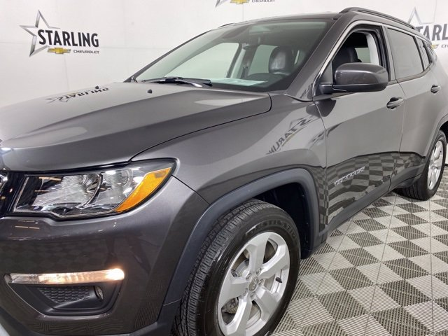Pre-Owned 2019 Jeep Compass