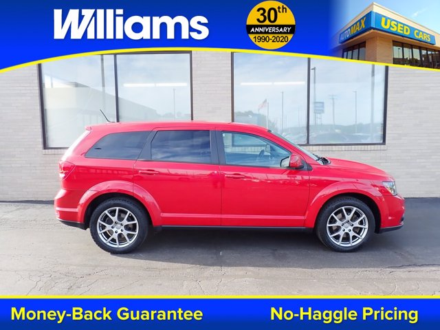 Pre-Owned 2014 Dodge Journey FRONT_WHEEL_DRIVE Sport Utility