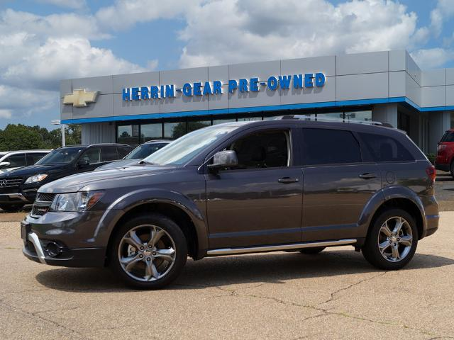 Pre-Owned 2017 Dodge Journey Front Wheel Drive Wagon 4 Dr.