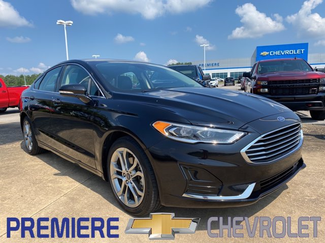 Pre-Owned 2019 Ford Fusion NA Sedan 4 Dr.