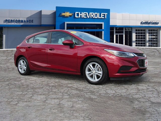 2017 Chevrolet Cruze LT Hatch Automatic