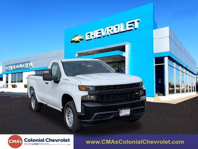 2020 Chevrolet Silverado 1500 Work Truck Regular Cab Pickup