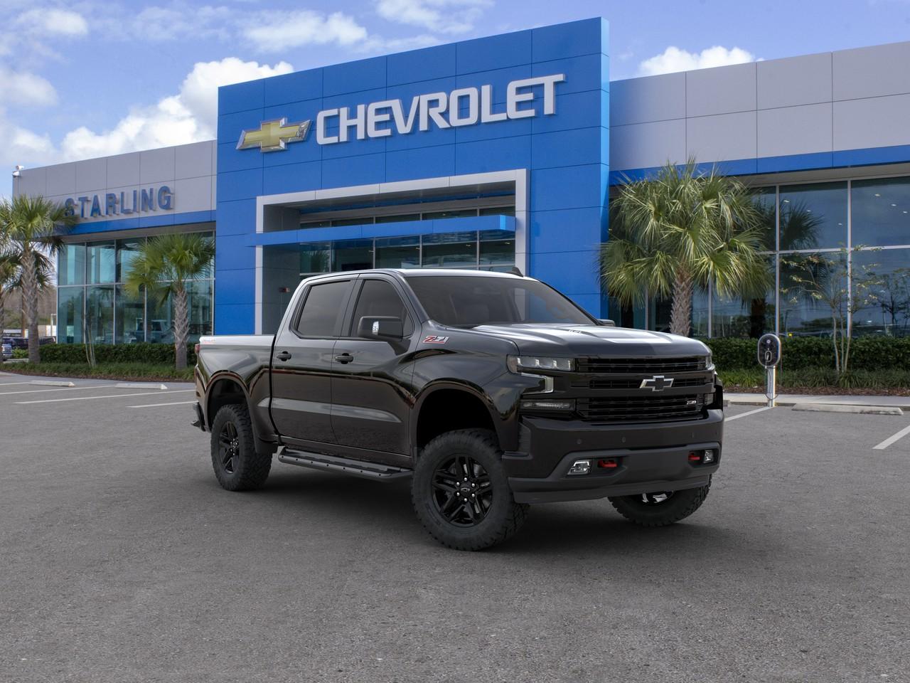 New 2020 Chevrolet Silverado 1500 LT Trail Boss