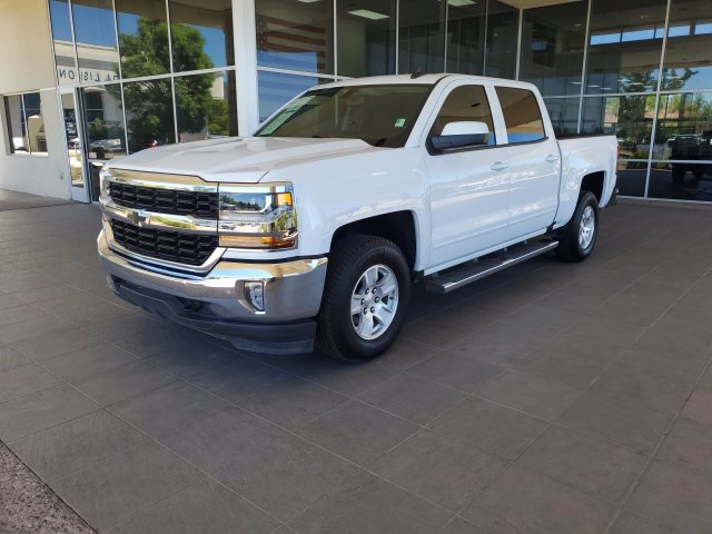 Buy a 2018 Chevrolet Silverado 1500 LT Truck in Cottonwood, AZ