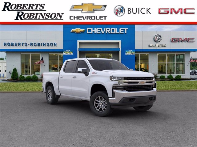 2020 Chevrolet Silverado 1500 LT