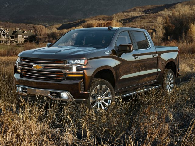 New 2020 Chevrolet Silverado 1500 LT Four Wheel Drive Crew Cab