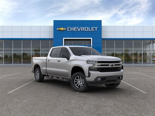 New 2020 Chevrolet Silverado 1500 RST Four Wheel Drive Crew Cab