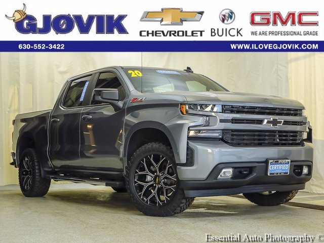 2020 Chevrolet Silverado 1500 Others