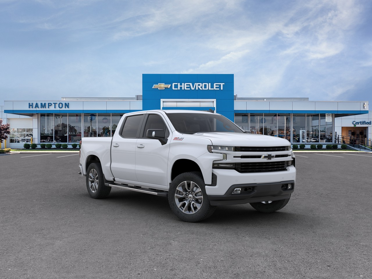 New 2020 Chevrolet Silverado 1500 RST FOUR WHEEL DRIVE Trucks