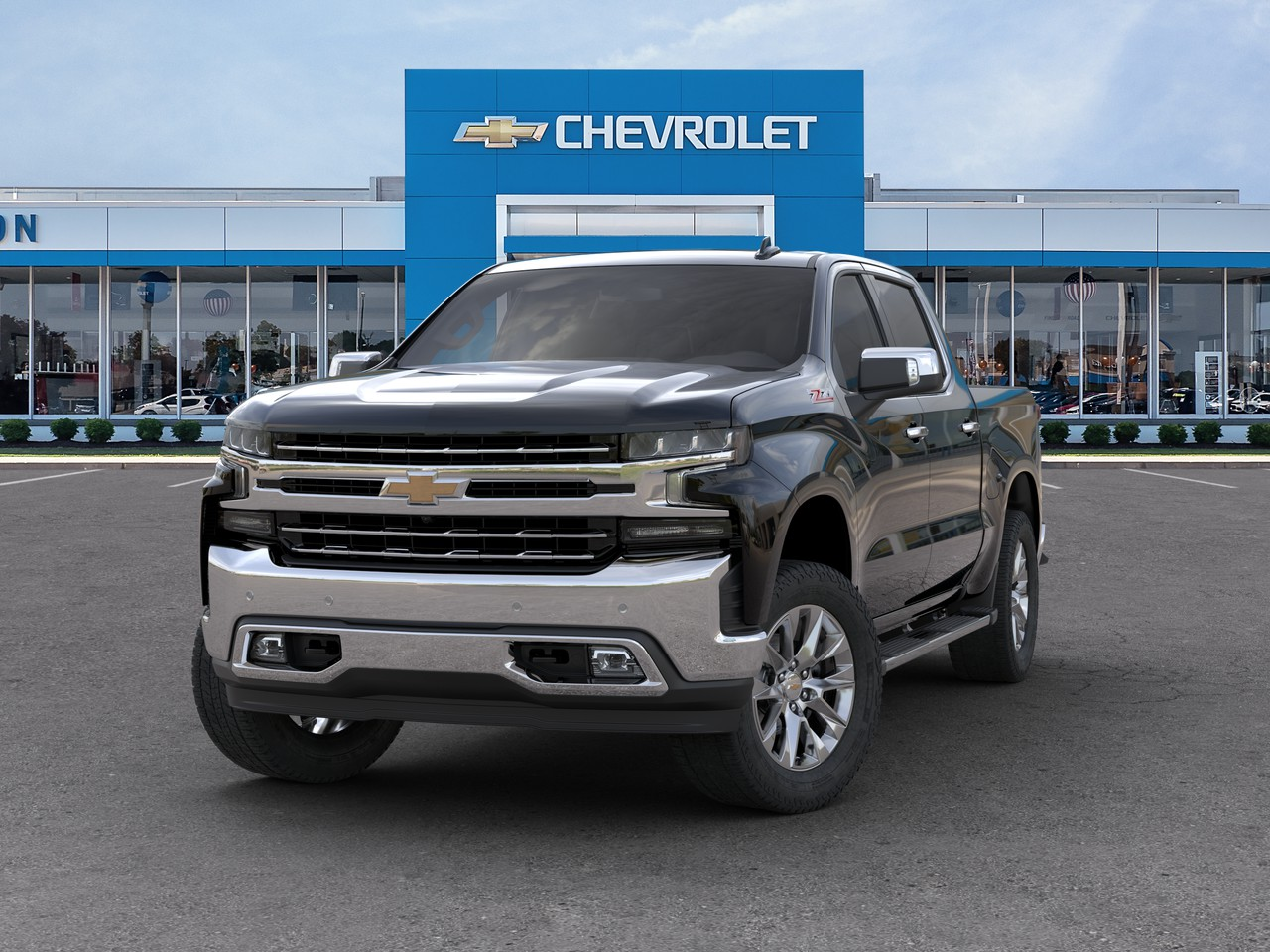New 2020 Chevrolet Silverado 1500 LTZ FOUR WHEEL DRIVE Trucks