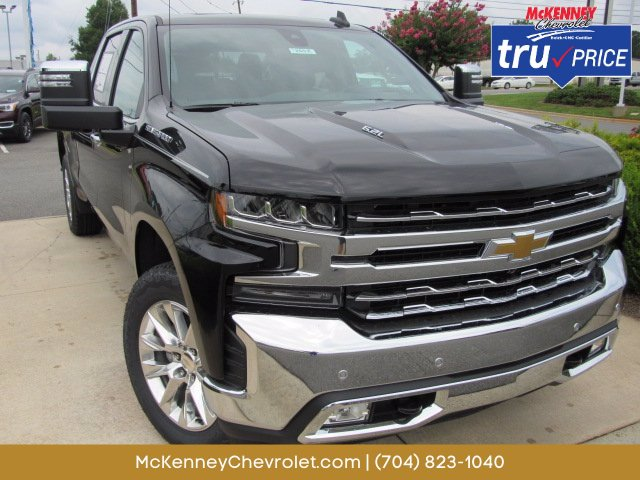 New 2020 Chevrolet Silverado 1500 LTZ Four Wheel Drive Crew Cab
