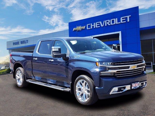 New 2020 Chevrolet Silverado 1500 High Country FOUR WHEEL DRIVE Crew Cab