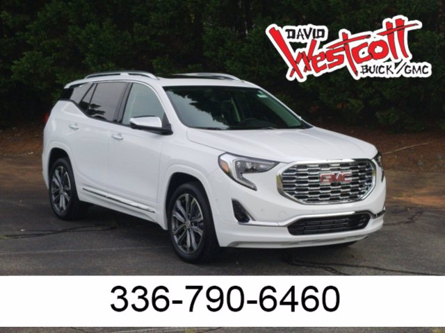 New 2020 GMC Terrain Denali SUV for sale near Greensboro