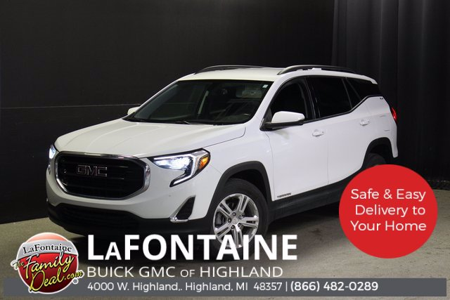 Pre-Owned 2019 GMC Terrain SLE ALL_WHEEL_DRIVE SUV