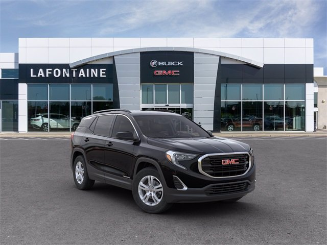 New 2020 GMC Terrain SLE ALL WHEEL DRIVE SUV