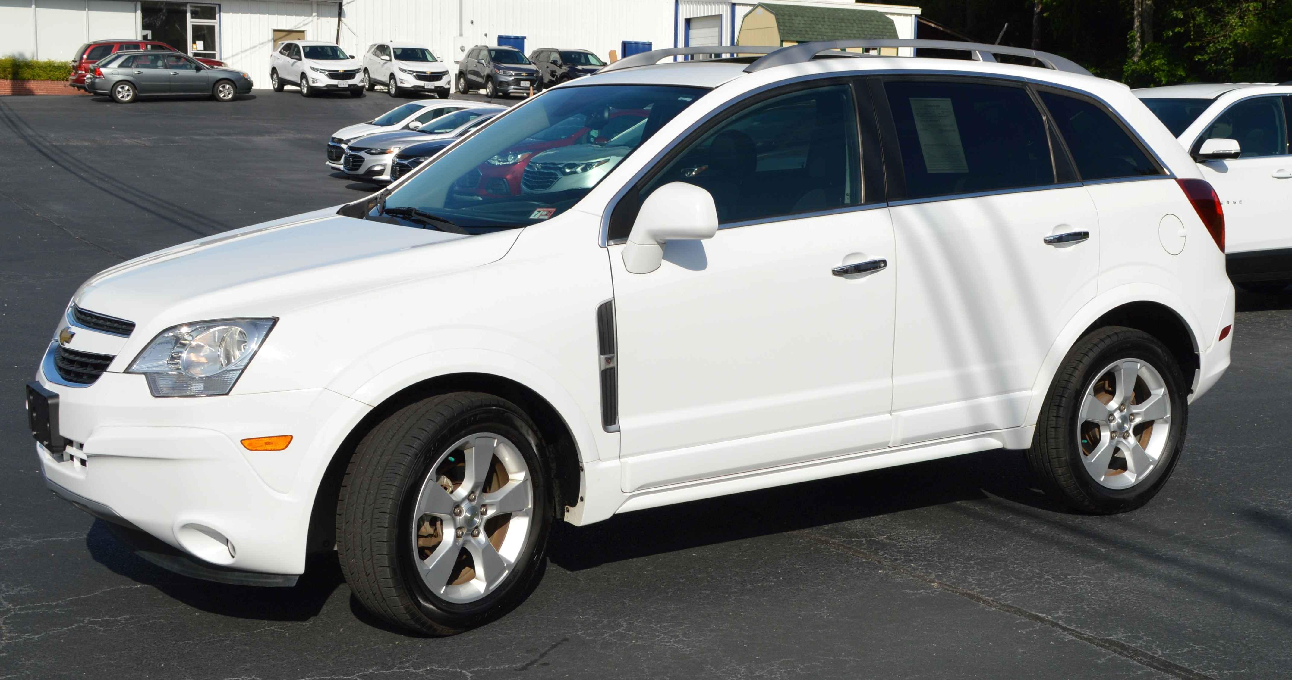 2014 Chevrolet Captiva LT