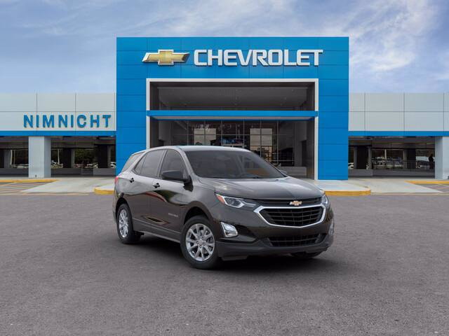 New 2020 Chevrolet Equinox LS Front Wheel Drive Crossover
