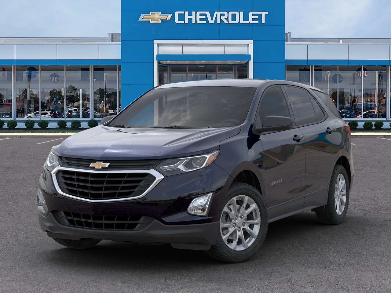 New 2020 Chevrolet Equinox LS Front Wheel Drive SUVs
