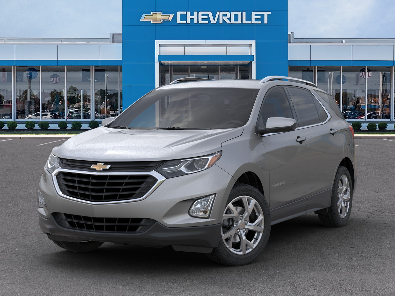 New 2020 Chevrolet Equinox LT FRONT WHEEL DRIVE SUVs
