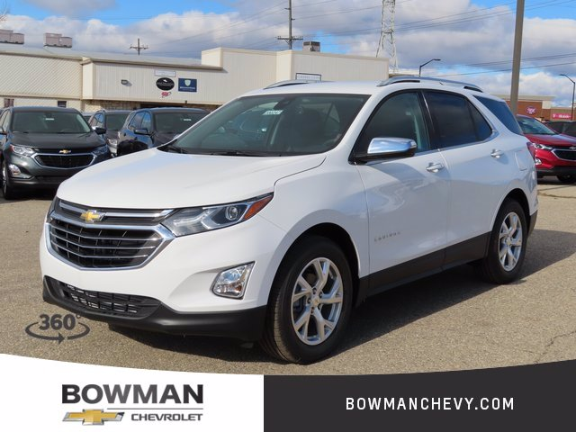 New 2020 Chevrolet Equinox Premier Front Wheel Drive Crossover