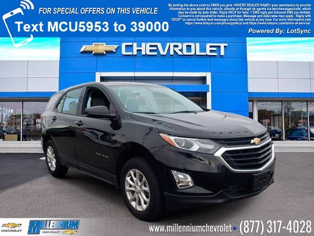 Certified Pre-Owned 2019 Chevrolet Equinox LS AWD SUV