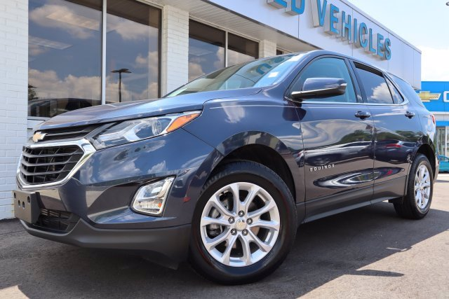 Certified Pre-Owned 2018 Chevrolet Equinox LT AWD SUV