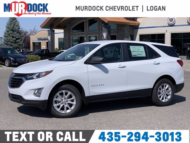 New 2020 Chevrolet Equinox LS All Wheel Drive SUV