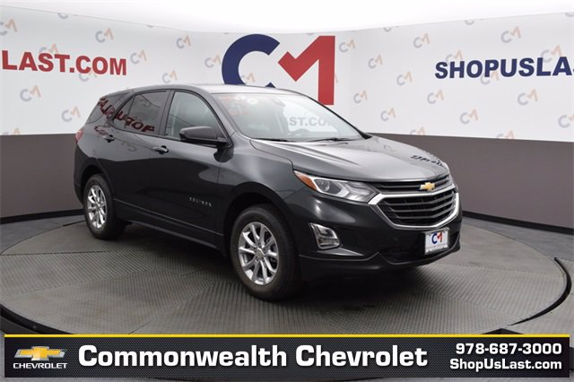 New 2020 Chevrolet Equinox LS All Wheel Drive Crossover