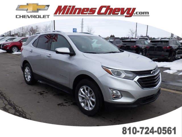 Certified Pre-Owned 2018 Chevrolet Equinox LT AWD Crossover