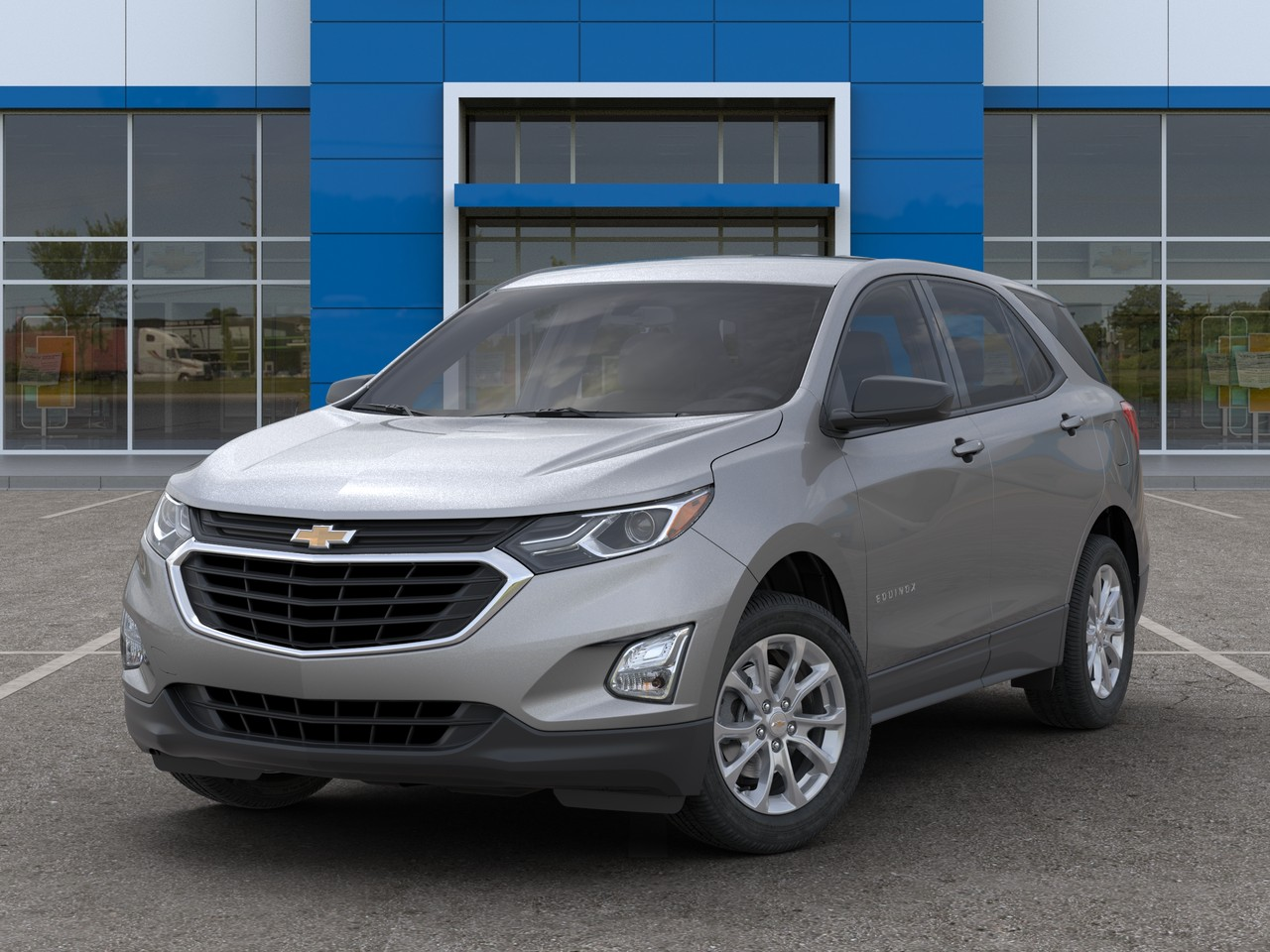 New 2020 Chevrolet Equinox LS AWD SUV