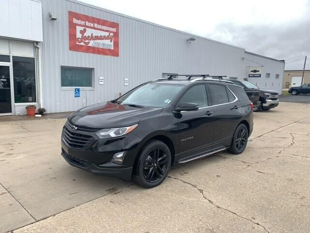 New 2020 Chevrolet Equinox LT Sport Utility 3GNAXUEV7LL175470 for Sale in Elkhart IN