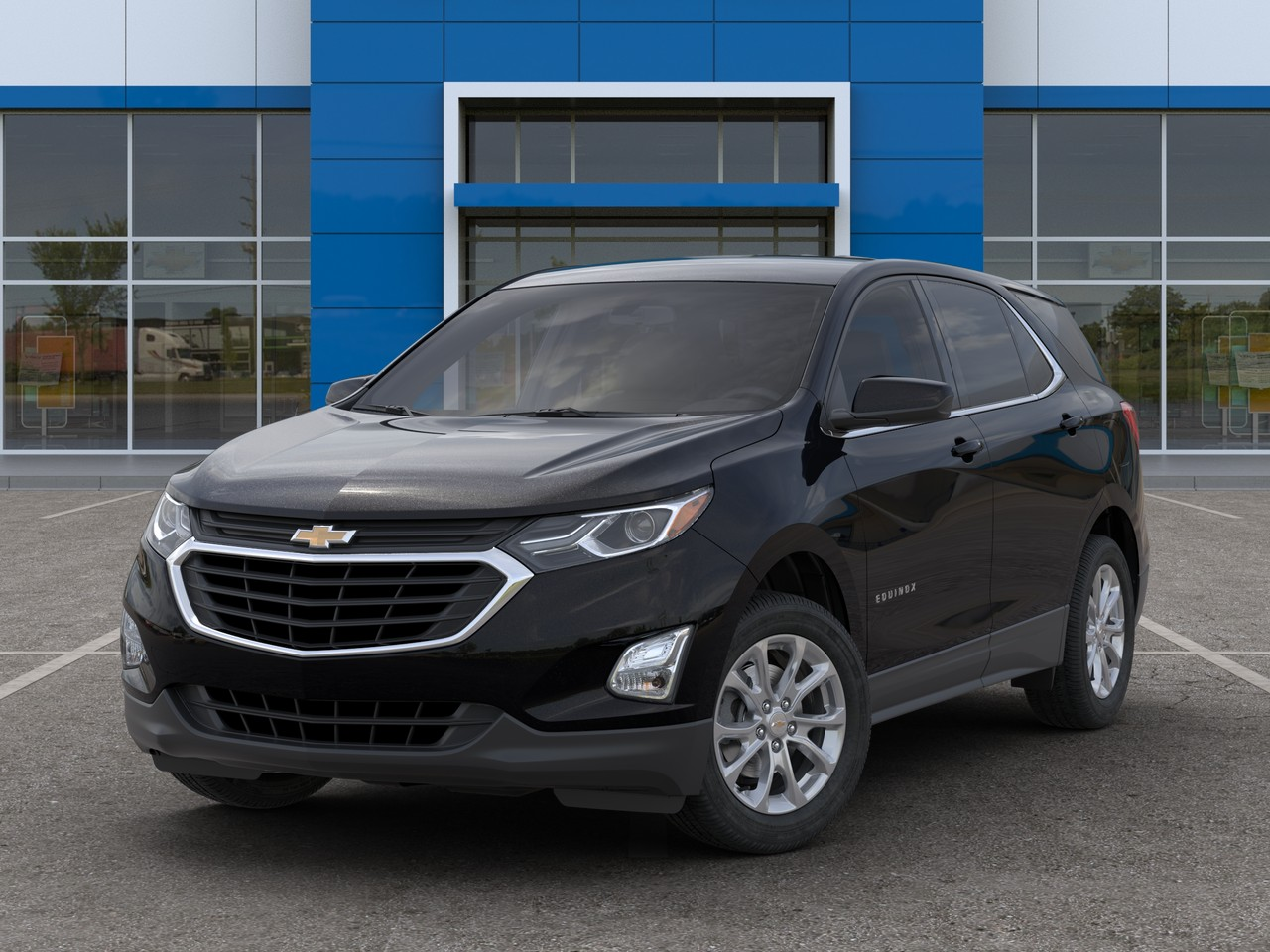 New 2020 Chevrolet Equinox LT AWD SUV