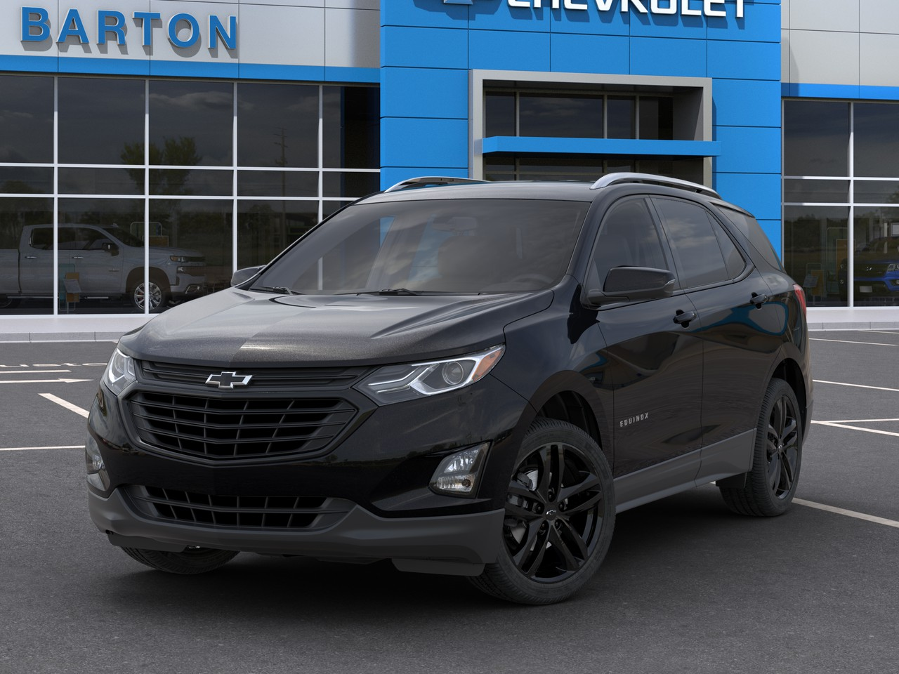 New 2020 Chevrolet Equinox LT SUV AWD