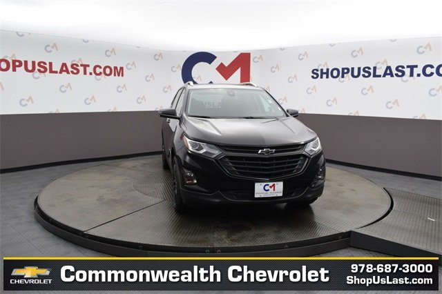 New 2020 Chevrolet Equinox LT All Wheel Drive Crossover