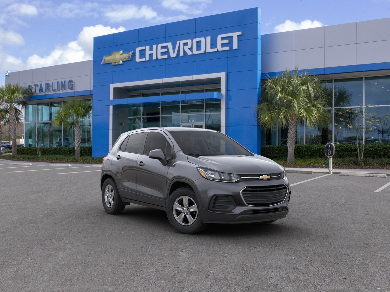 New 2020 Chevrolet Trax LS
