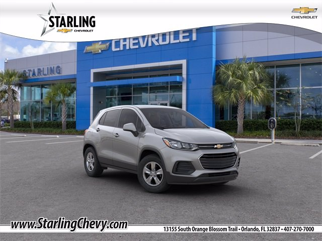 New 2020 Chevrolet Trax LS FRONT WHEEL DRIVE SUV