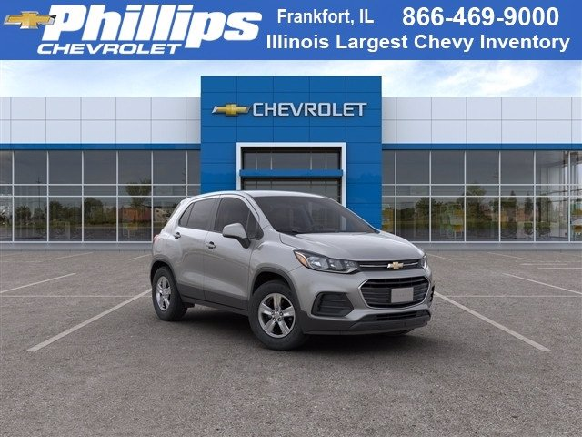 New 2020 Chevrolet Trax LS SUV For Sale or Lease in Bourbonnais, IL