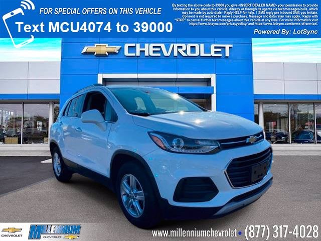 Certified Pre-Owned 2017 Chevrolet Trax LT FWD SUV