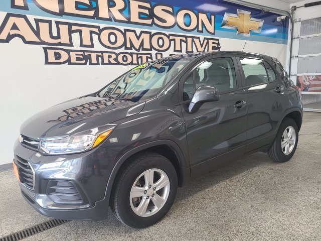 Pre-Owned 2019 Chevrolet Trax LS AWD SUV