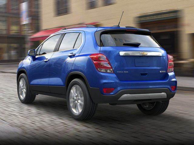 New 2020 Chevrolet Trax LS All Wheel Drive Crossover