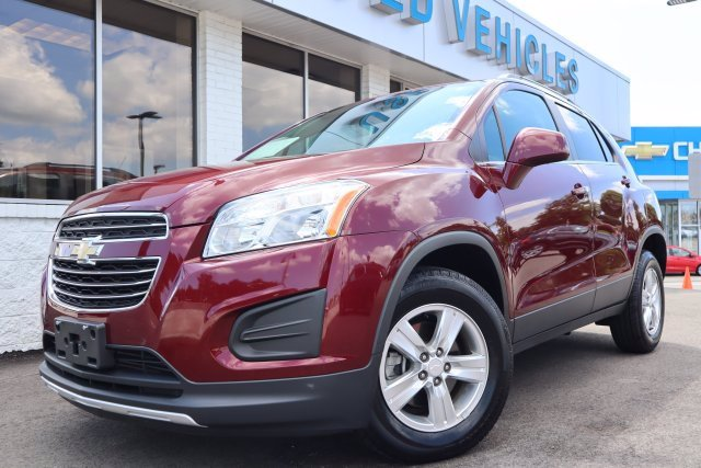 Pre-Owned 2016 Chevrolet Trax LT ALL_WHEEL_DRIVE SUV