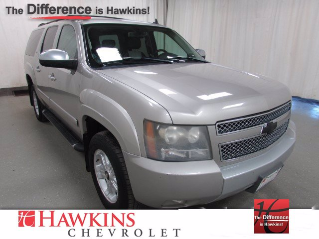 Pre-Owned 2007 Chevrolet Suburban LT 4WD SUV