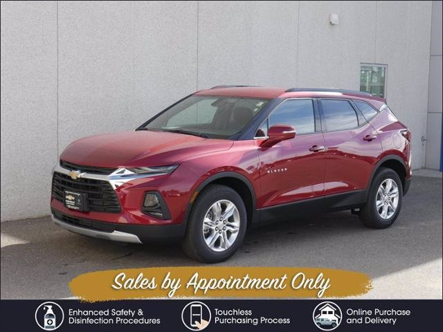 2019 Chevrolet Blazer Blazer 2.5L Cloth
