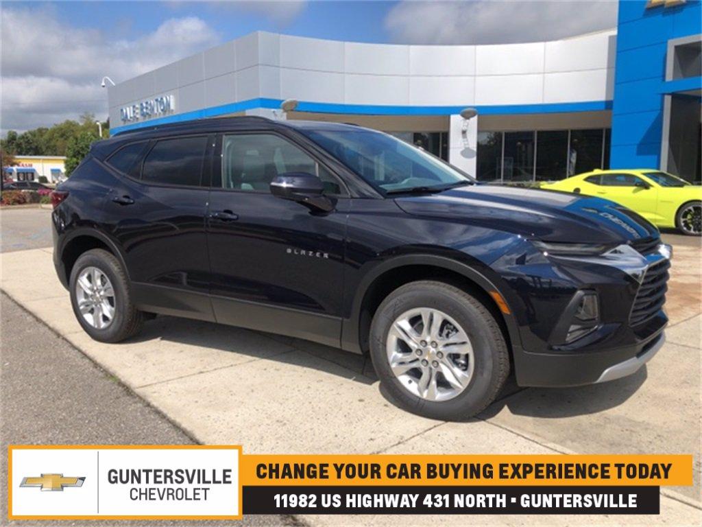 New 2021 Chevrolet Blazer Lt Sport Utility In Guntersville C1000 Guntersville Chevrolet