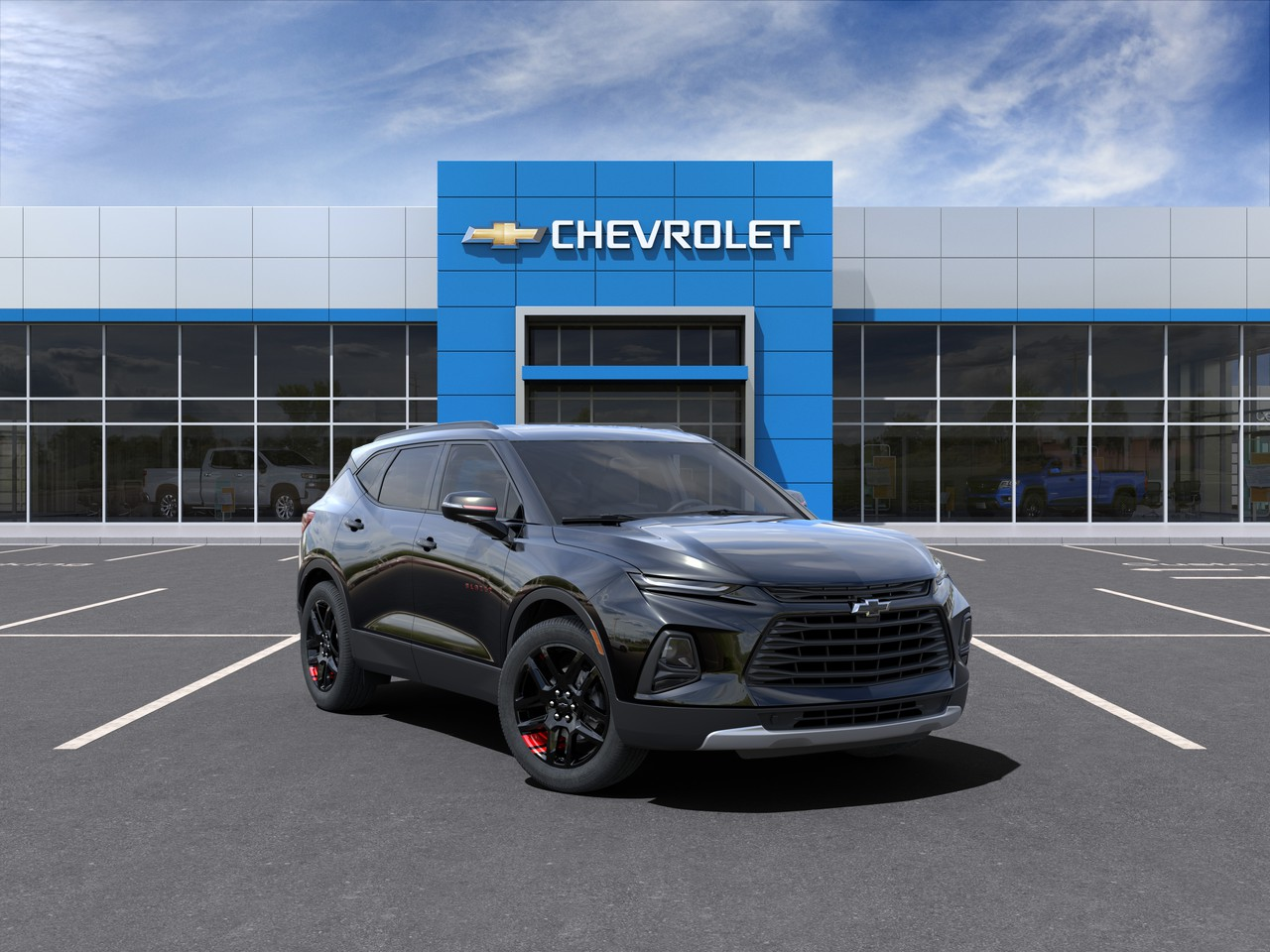 New 2021 Chevrolet Blazer 2LT