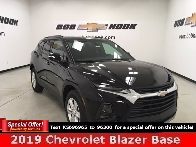 2019 Chevrolet Blazer Blazer 3.6L Cloth
