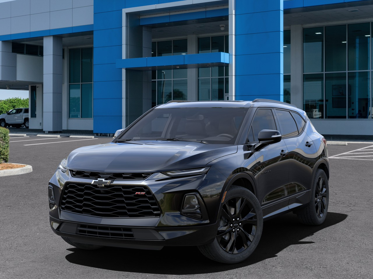 New 2021 Chevrolet Blazer RS FRONT WHEEL DRIVE SUV