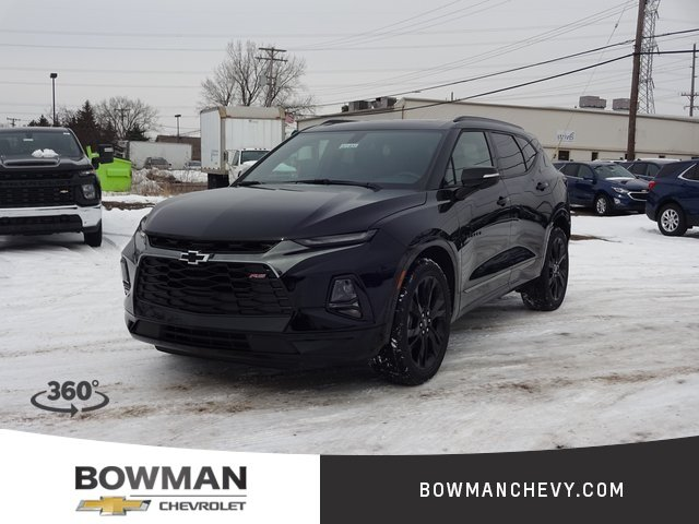 New 2020 Chevrolet Blazer RS Front Wheel Drive Crossover